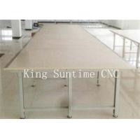 Buy cheap Customized Textile Cutting Table For Fabric New Type Combined Air Cushion Form from wholesalers