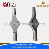 Buy cheap OEM casting parts forging legs for tables from wholesalers