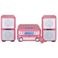Buy cheap Wooden turntable System W-M028 CD MICRO-SYSTEM from wholesalers