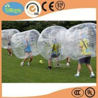 Buy cheap Wholesale cheap hot sale indoors bubble football suits for sale from wholesalers
