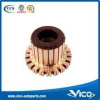 Buy cheap 21 Segment Slot Type Starter Motor Commutator,28.6mmOD*14.0mmL*14.0mmID*21 from wholesalers