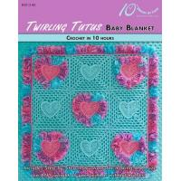 Buy cheap CROCHET PATTERNS TWIRLING TUTUS Baby Blanket from wholesalers