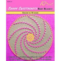 Buy cheap CROCHET PATTERNS SUNNY SWEETHEARTS Baby Blanket from wholesalers