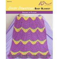 Buy cheap CROCHET PATTERNS DAISY DOWNPOUR Baby Blanket from wholesalers