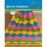 Buy cheap CROCHET PATTERNS QUILTED CLAMSHELLS Baby Blanket from wholesalers