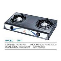 Buy cheap TABLE GAS STOVE 206T GAS STOVE from wholesalers