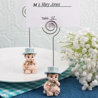 Buy cheap CLEARANCE Vintage Baby Boy Place Card Holder from wholesalers