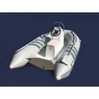 Buy cheap RIB/Fiberglass boats 11ft Goethe Rigid hull inflatable boats with steering console from wholesalers