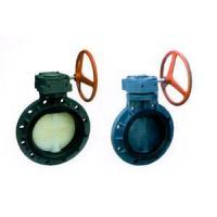 Buy cheap D371X-6(S/F)Worm-gear type butterfly valve from wholesalers