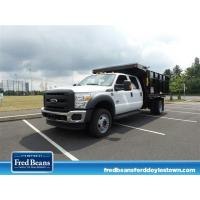 Buy cheap NEW 2016 FORD F-450 CHASSIS 12FT READING LANDSCAPE DUMP DUMP-TRUCK FOR SALE IN DOYLESTOWN, PA from wholesalers