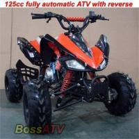 Buy cheap 125cc fully automatic ATV with reverseBS110-9 from wholesalers