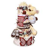 Buy cheap Diaper Cake Ideas Cocalo Sundae Bear Diaper Cake from wholesalers