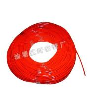 Buy cheap Glass fiber silicone insulation casing from Wholesalers