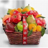 Buy cheap Fruitful Tidings Holiday Fruit Basket NO.17 delivery basket from wholesalers