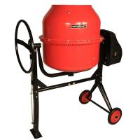 Buy cheap CONSTRUCTION MACHINERY Name 200 liter capacity pedal control cement mixer from wholesalers