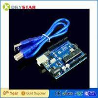 Buy cheap Funduino uno r3 100% compatible for uno r3 with cable from wholesalers