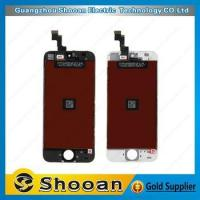 Buy cheap for iphone 5s lcd replacement, lcd touch screen for iphone 5s, lcd touch wholesale for iphone 5s from wholesalers
