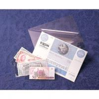 Buy cheap 3 mil Archival Polyester Medium Currency & Check L-Sleeves (25-Pack) from wholesalers