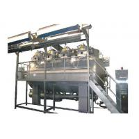 Buy cheap High Temperatre Low Bath Ratio Rope Winch Soft Flow Cloth Knit Fabric Piece Dyeing Machine from wholesalers