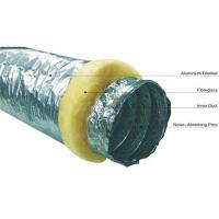 Buy cheap Silent Insulated Aluminium Flexible Duct(SONO+) from wholesalers