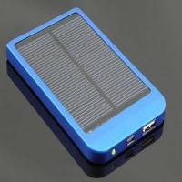 Buy cheap Power Bank 2600mAh Solar Charger Power Bank WT-S001 from wholesalers