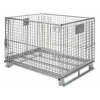 Buy cheap European stardard wire storage cages from wholesalers