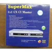 Buy cheap DVB-S SD STB (SUPERMAX 1*1 CX CI) from wholesalers