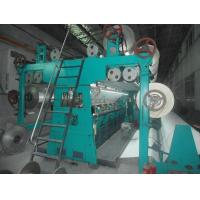 Buy cheap TY292 high speed double needle bed warp knitting machine from wholesalers