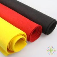 Buy cheap 100% polyester felt,3mm felt,non-woven of polyester felt,3mm thickness,450g/m from wholesalers