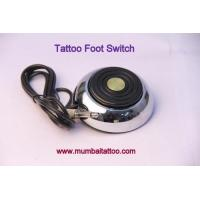 Buy cheap Permanent Tattoo Equipment Supply Tattoo Round Foot Switch from wholesalers