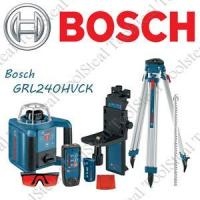 Buy cheap Bosch GRL240HVCK-RT Self-Leveling Rotary Laser Level Kit GRL240HVCK-RT Factory Reconditioned from wholesalers