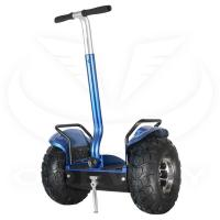Off-Road Scooter Blue