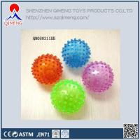 Buy cheap Foam Clay-putty-slime  TPR Spiky air bounce ball from wholesalers