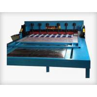 Buy cheap color card elevator fabric sample book cutting machine from wholesalers