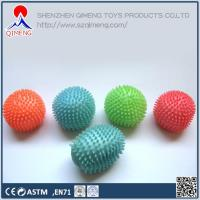 Buy cheap Foam Clay-putty-slime  Spiky Stretch Stress Bounce Ball from wholesalers