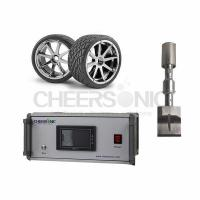 Buy cheap Tire Cutter Ultrasonic Rubber Cutting Machine from wholesalers