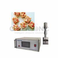 Buy cheap Ultrasonic Cookies And Bars Cutting Machine Ultrasonic Food Slitting Machine from wholesalers