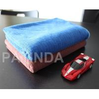 Buy cheap microfiber auto cleaning cloth from wholesalers