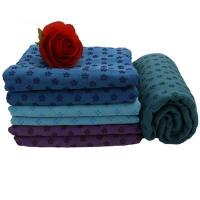 Buy cheap microfiber yoga towel-skidless from wholesalers