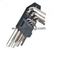 Buy cheap 9pcs Hex Key Set(Standard Type) from wholesalers