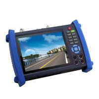 Buy cheap ip camera monitor tester 7 Universal CCTV IP Camera Tester With Video Display (IPCT8600) from wholesalers