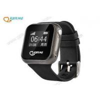 Buy cheap Mini Bracelet Children GPS Tracking Watch / GPS Phone Watch Waterproof from wholesalers
