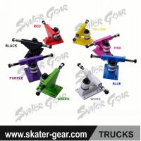 Buy cheap SKATERGEAR 3.125 inch penny skateboard trucks Product No.:SG-TR01 from wholesalers