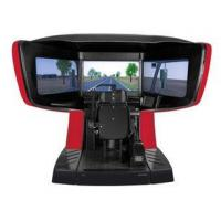 Buy cheap Virtual Truck training simulator , professional driving lesson simulator from wholesalers
