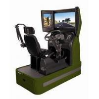 Buy cheap Driver training simulator / driving simulation , driving lesson simulator from wholesalers