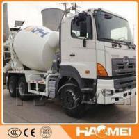 Buy cheap Supergrade HM8-D Concrete Mixer Truck from wholesalers