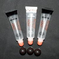 Buy cheap Round transparent lipstick container cosmetic tube product