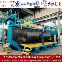 Buy cheap Steel Coil Shot Blasting Cleaning Machine from wholesalers