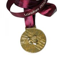 Buy cheap Metal swimming gold olympics medals from wholesalers