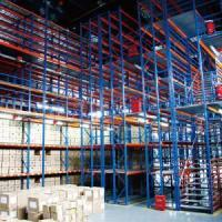 Buy cheap Multi-Tire Racking Mezzanine Racking from wholesalers